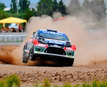 Rally Cross RX Argentina 2014
